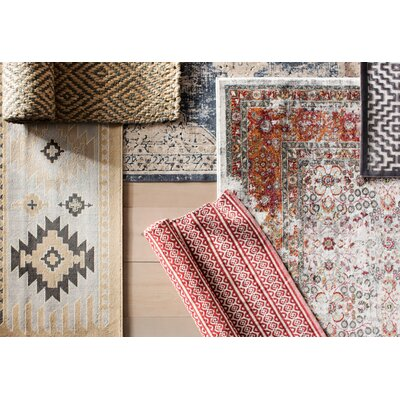 Kulm Area Rug Rug Size: Rectangle 67 x 96