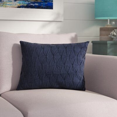 Elliott Lumbar Pillow Color: Blue