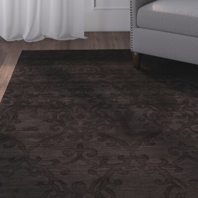 Gallaher Espresso Area Rug Rug Size: Rectangle 2 x 3