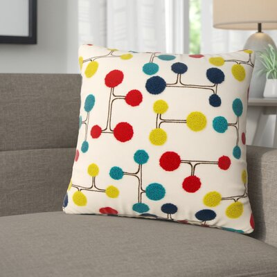 Tom Linen Throw Pillow