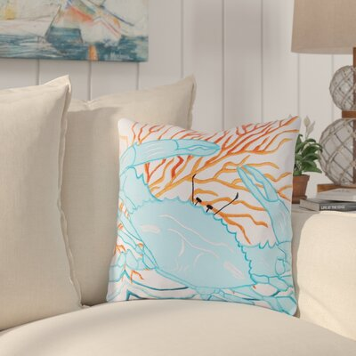 Graydon Cotton Throw Pillow