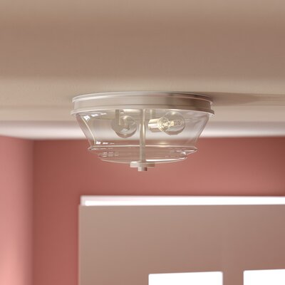 Kline 2-Light Flush Mount