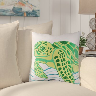Valcour Cotton Throw Pillow