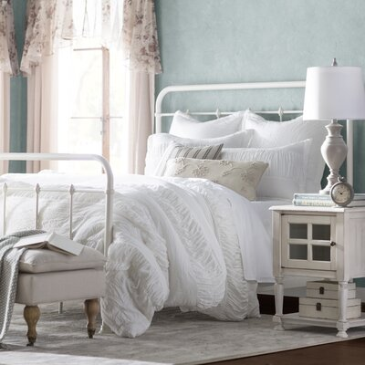 Provence 5 Piece Comforter Set Size: Full/Queen