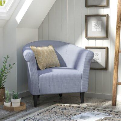 Jana Barrel Chair Upholstery: Castle Gray