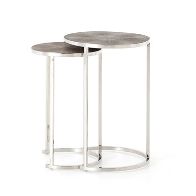 Selig 2 Piece Nesting Tables