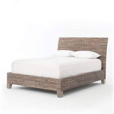 Montwood Platform Bed Size: King