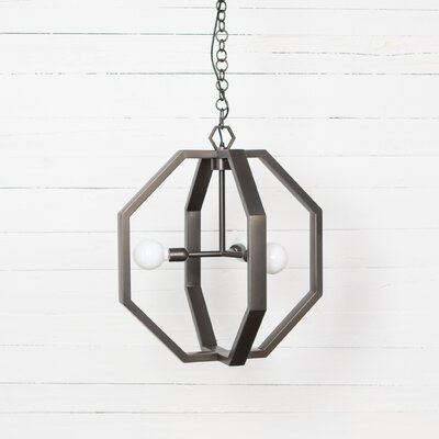 Senecal 3-Light Globe Pendant