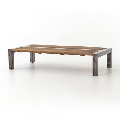 Dunder Coffee Table Size: 15 H x 53 W x 35.5 D