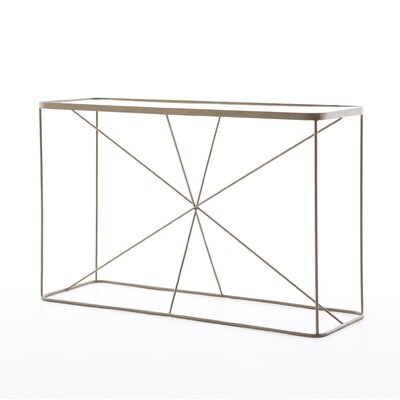 Seiler Console Table