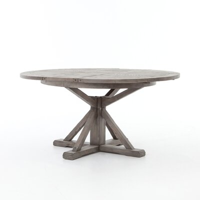 Mahon Extendable Dining Table Finish: Black Olive