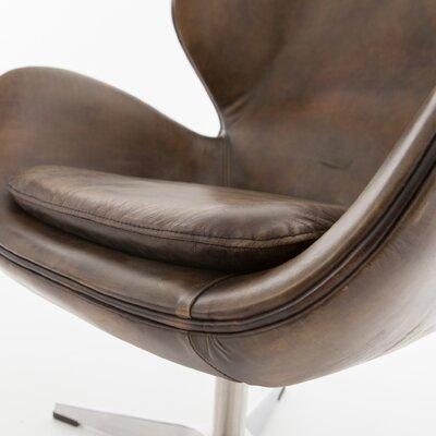17 Stories Allura Swivel Barrel Chair