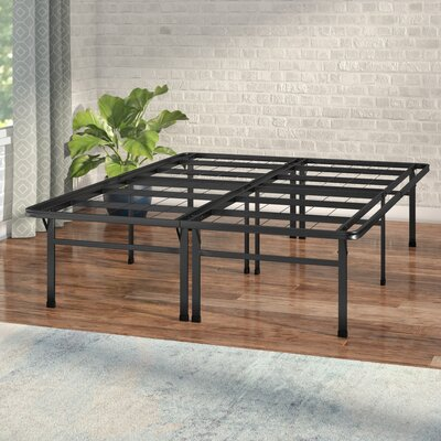 SmartBase Mattress Foundation/Platform Bed Frame Size: Queen