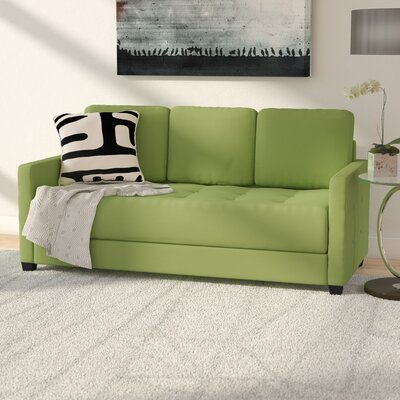 Edinburg Sofa Upholstery: Lime Green