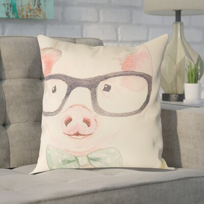 Ashlyn Linen Throw Pillow
