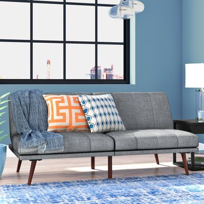 Buttrey Convertible Sofa Upholstery: Gray
