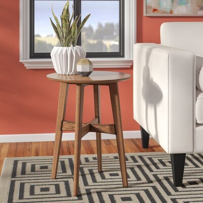 Payton End Table Color: Dark Walnut