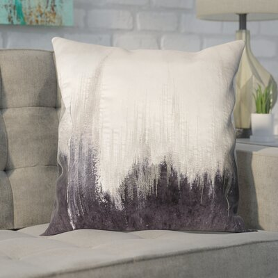 Whitham Throw Pillow Color: Charcoal