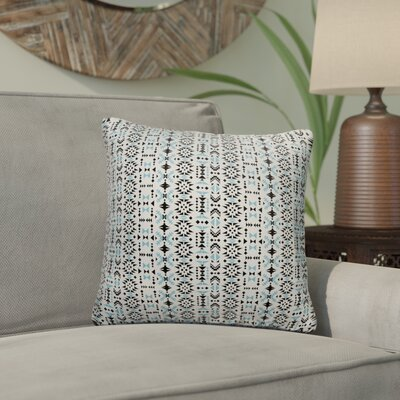 Gladwin Indoor/Outdoor Throw Pillow Size: 18 x 18