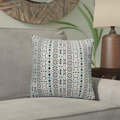 Gladwin Indoor/Outdoor Throw Pillow Size: 18 x 18