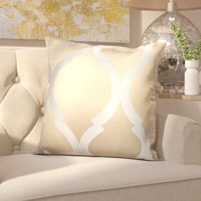 Burton Decorative Throw Pillow Color: Haze