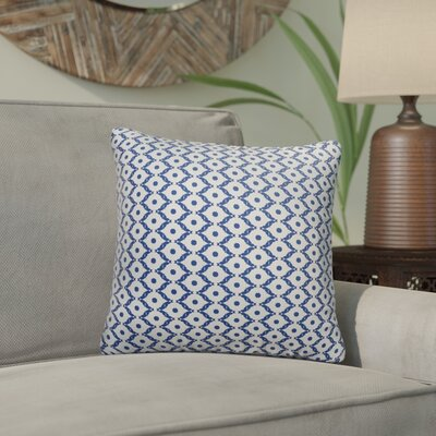 Ginnie Indoor/Outdoor Throw Pillow Size: 18 x 18