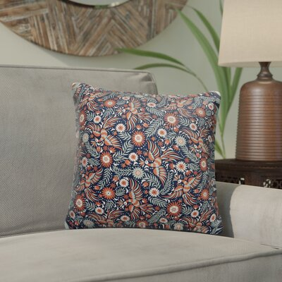 Glendora Indoor/Outdoor Throw Pillow Size: 18 x 18