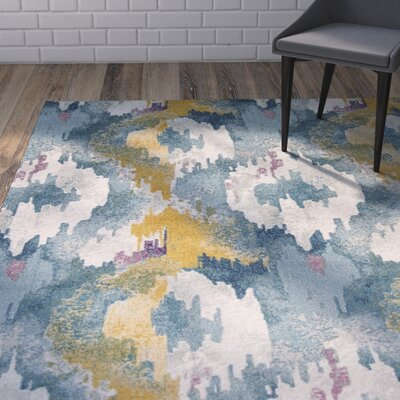 Chesterfield Teal Area Rug