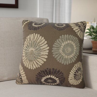 Georgia Blooms Designer Throw Pillow Size: 18 H x 18 W x 6 D