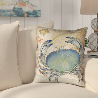 Waterside Outdoor Throw Pillow