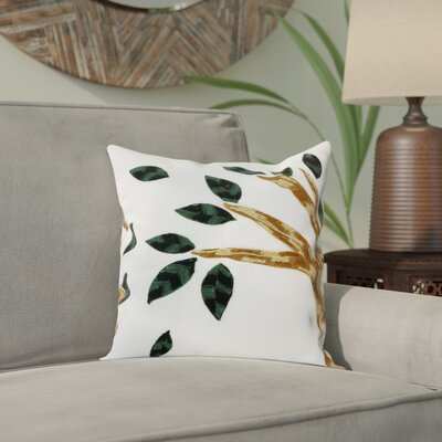 Farah Autumn Gust Cotton Pillow Cover