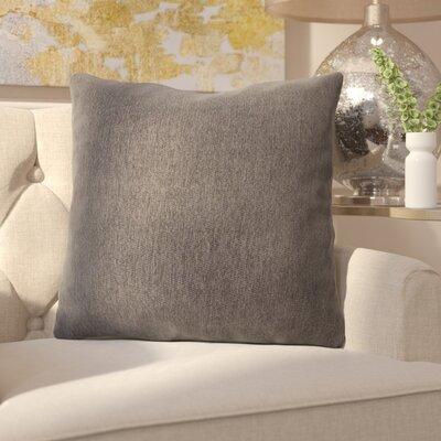 Ermont Decorative Throw Pillow Set Color: Gray