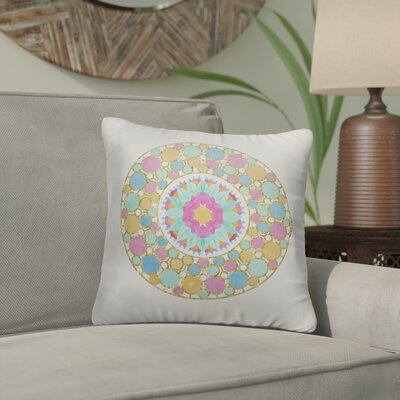Farragutt Indoor/Outdoor Throw Pillow Size: 18 x 18