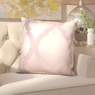 Burton Decorative Throw Pillow Color: Liliac