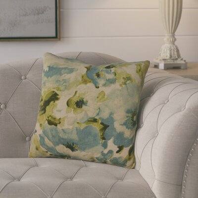 Silas 100% Cotton Throw Pillow