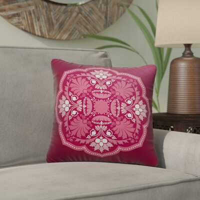 Felisa Indoor/Outdoor Throw Pillow Size: 18 x 18