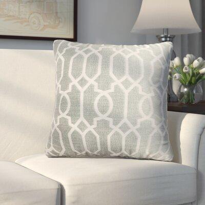 Longview Decorative Throw Pillow Color: Spa
