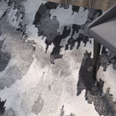 Chesterfield Gray Area Rug