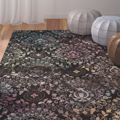 Andy Brown Area Rug Rug Size: Rectangle 8 x 10
