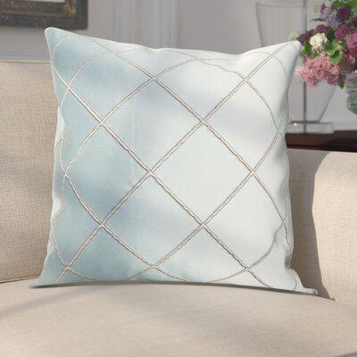 Parramore Decorative Throw Pillow Color: Spa