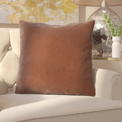 Ermont Decorative Throw Pillow Set Color: Light Brown