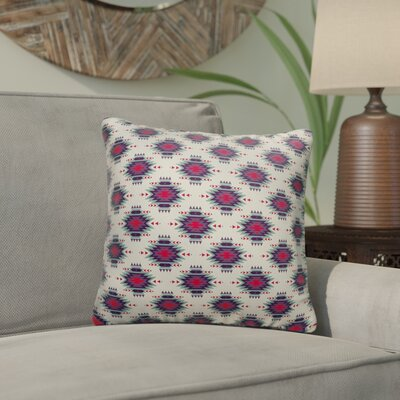 Gilma Indoor/Outdoor Throw Pillow Size: 18 x 18