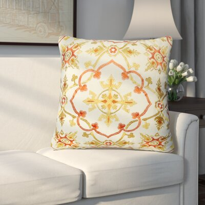 Walworth Decorative Throw Pillow Color: Gold