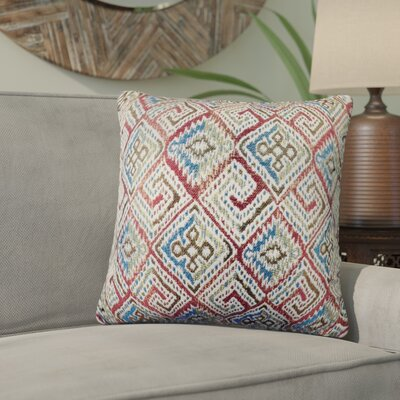 Sweeney Bohemian Inspired Throw Pillow Size: 18 H x 18 W x 6 D