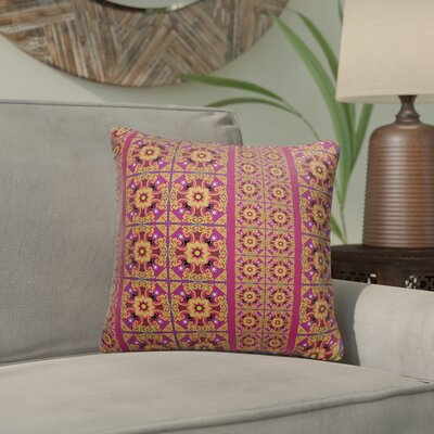 Georgeanna Indoor/Outdoor Throw Pillow Size: 18 x 18