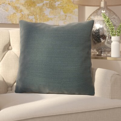Ermont Decorative Throw Pillow Set Color: Slate Blue