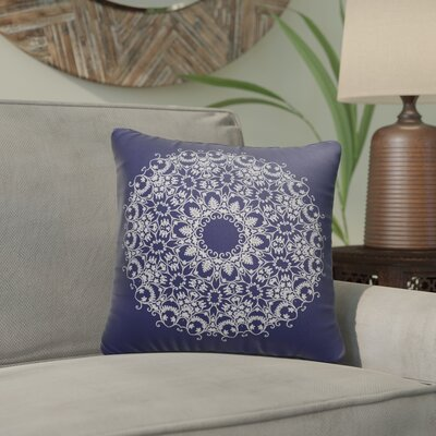 Galleria Outdoor Throw Pillow Size: 18 x 18