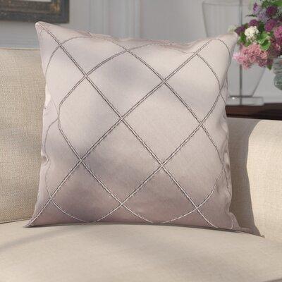Parramore Decorative Throw Pillow Color: Gunmetal