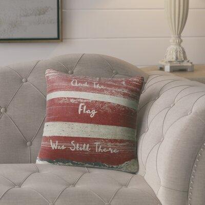 Tonya Indoor/Outdoor Throw Pillow Size: 18 x 18