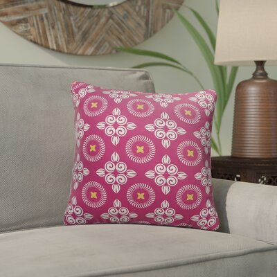 Boylston Indoor/Outdoor Throw Pillow Size: 18 x 18